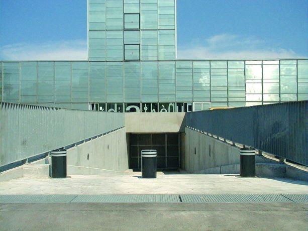 Terreno verzinkbare afzetpaal van GHM