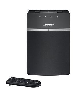 Bose Soundtouch 10 Wi-Fi Bluetooth® Music System - Black - Black - #musicsystem