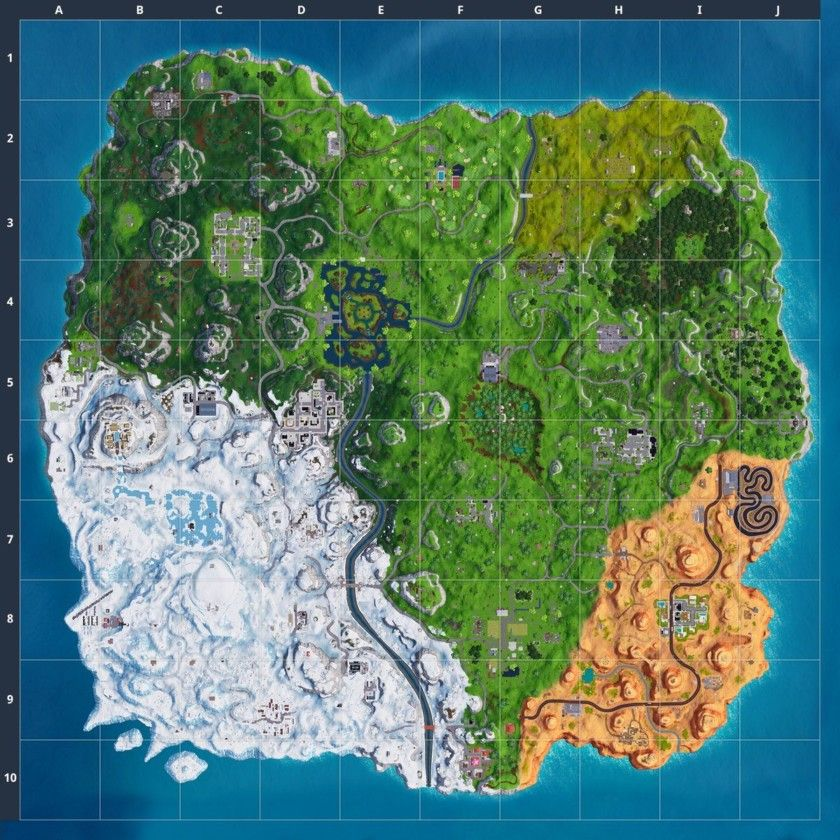 Fortnite Season 7 Guide Start Date Battle Pass Skins Map
