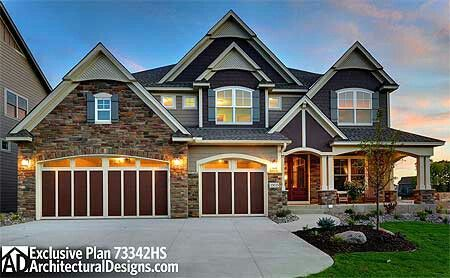 Lovely home for Architecturaldesigns com house plan 56364sm asp