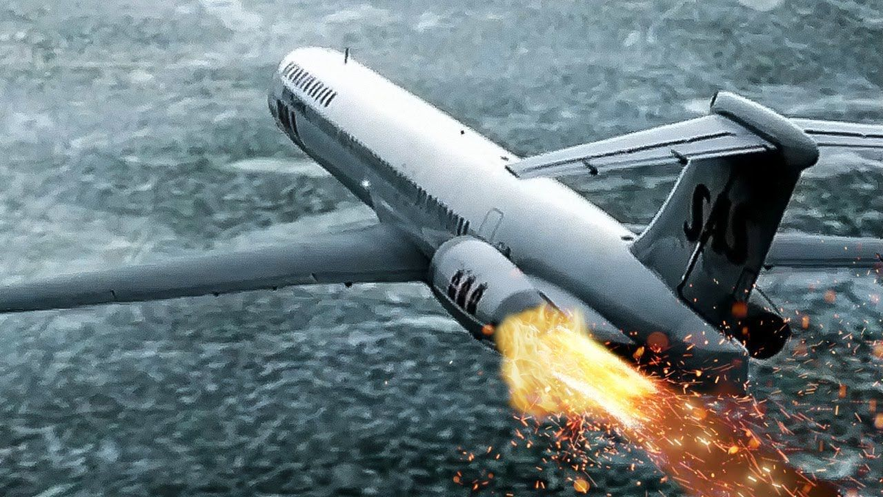 Pilot Betrayed Terrifying Moments As Both Engines Failed After Takeoff Pilot In This Moment Flight Simulator