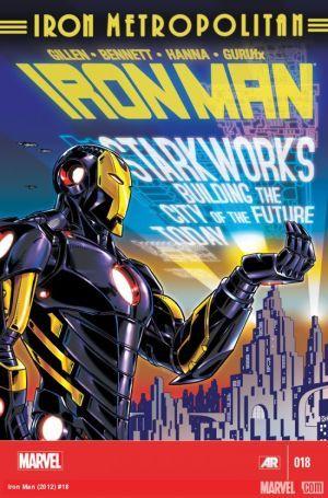 Iron Man #18 Review