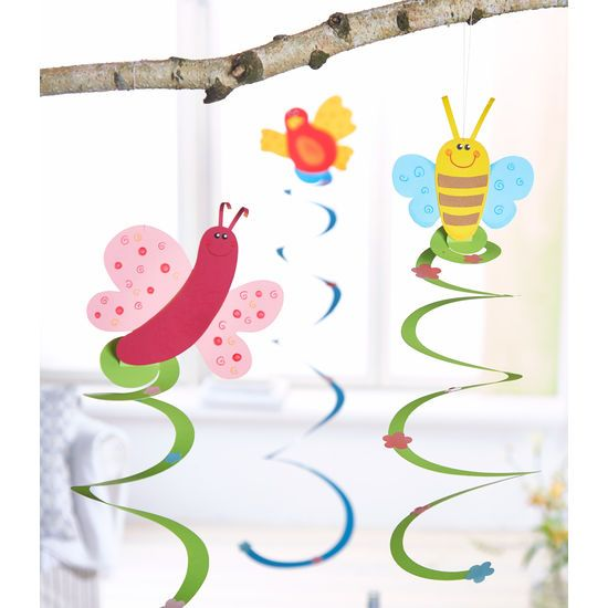 Sachenmacher Papierspiralen Frühling » JAKO-O