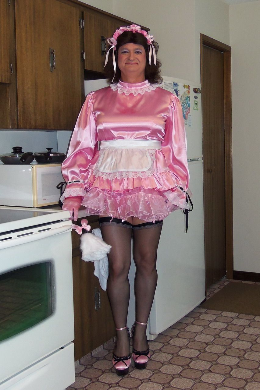 Frilly Sissy Tumblr inside sissy in the kitchen!   the french maid 09   pinterest   french