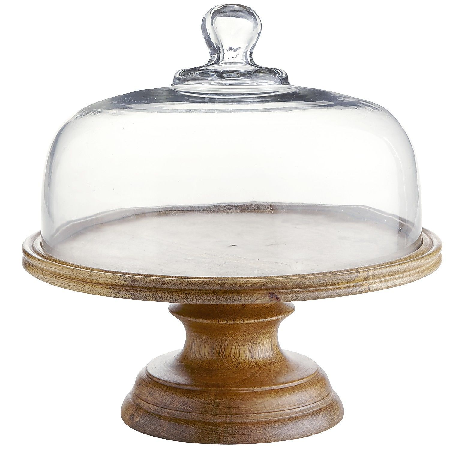 Isla cake stand dome large pier 1 imports cake