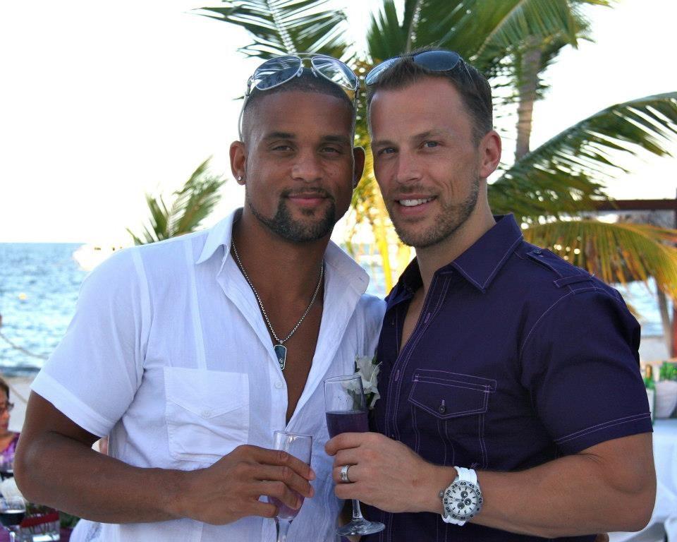 Interracial homosexual relationships