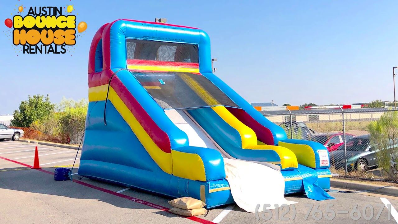 Austin bounce house rentals cool customer setups from