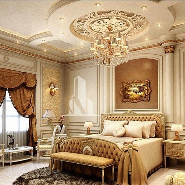 21 Master Bedroom Interior Designs Decorating Ideas: See This Instagram Photo By @barokstyle • 243 Likes