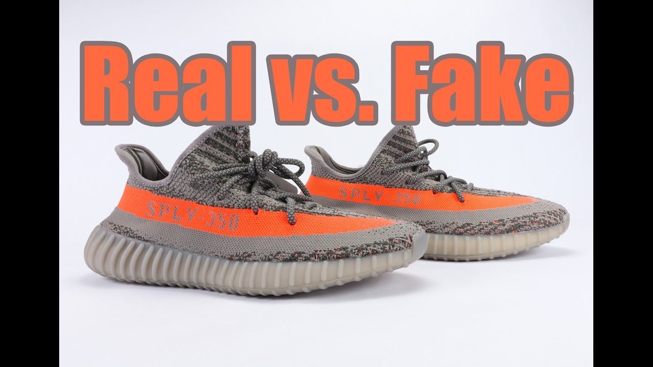 Video: Real vs Fake adidas Yeezy Boost 350 V2. Make sure to Subscribe www