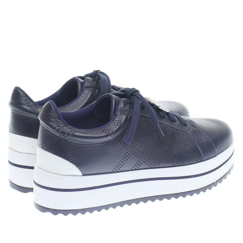 48bc4b11f Tênis Casual Flatform Azul 4350 Dumond para Moselle | Moselle sapatos finos  online! Moselle é