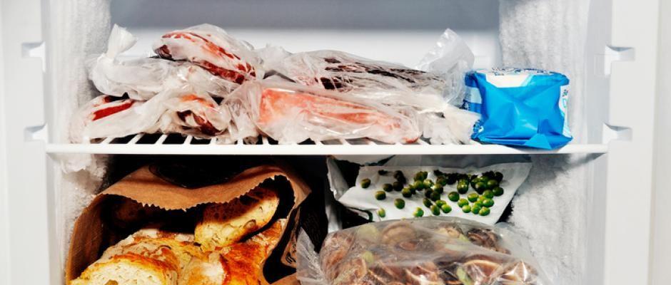 Combien de temps peut-on garder un aliment au congélateur ?