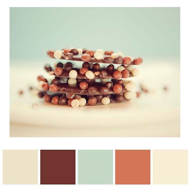 Carol Yepes..acciones y texturas: Paleta de colores