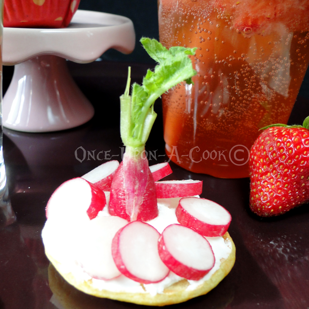 Once-Upon-A-Cook©  L'apero girly gourmand