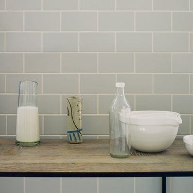 Louisa Grey For Fired Earth Tile