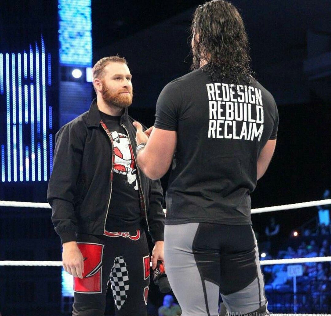 WWEs Seth Rollins, Daniel Bryan, AJ Styles, Kofi Kingston