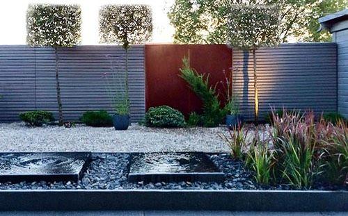 pflegeleichter-Garten Wasser Garten Pinterest - pflegeleichter garten modern