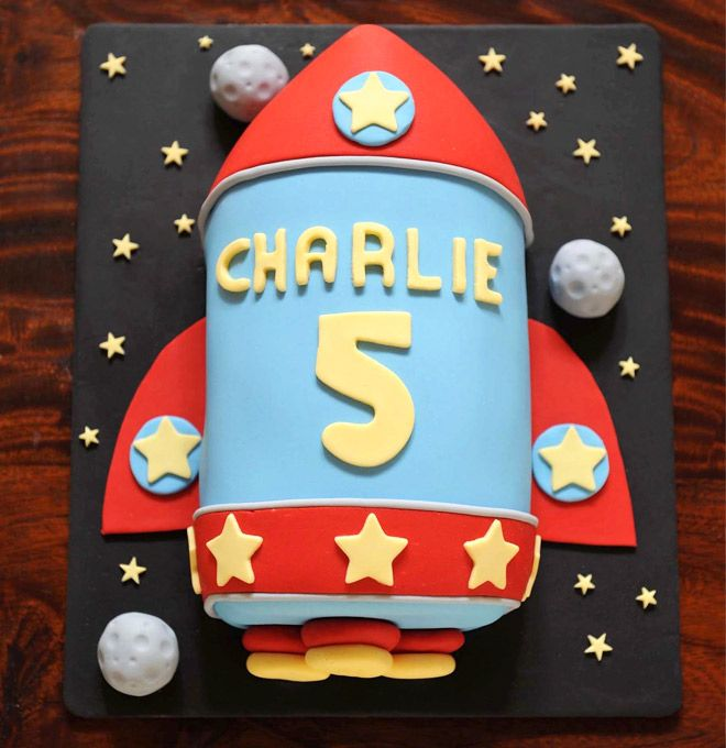 13 Brilliant Birthday Cakes For Boys And Girls Mums Grapevine