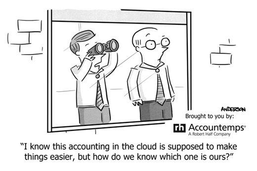 8 Jokes to Make You Laugh (Warning: #Accounting Humor