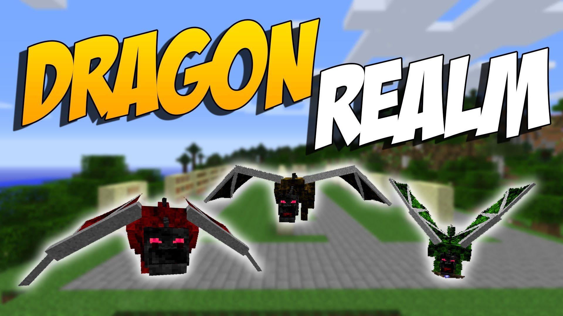 dragon mounts 1.7.10