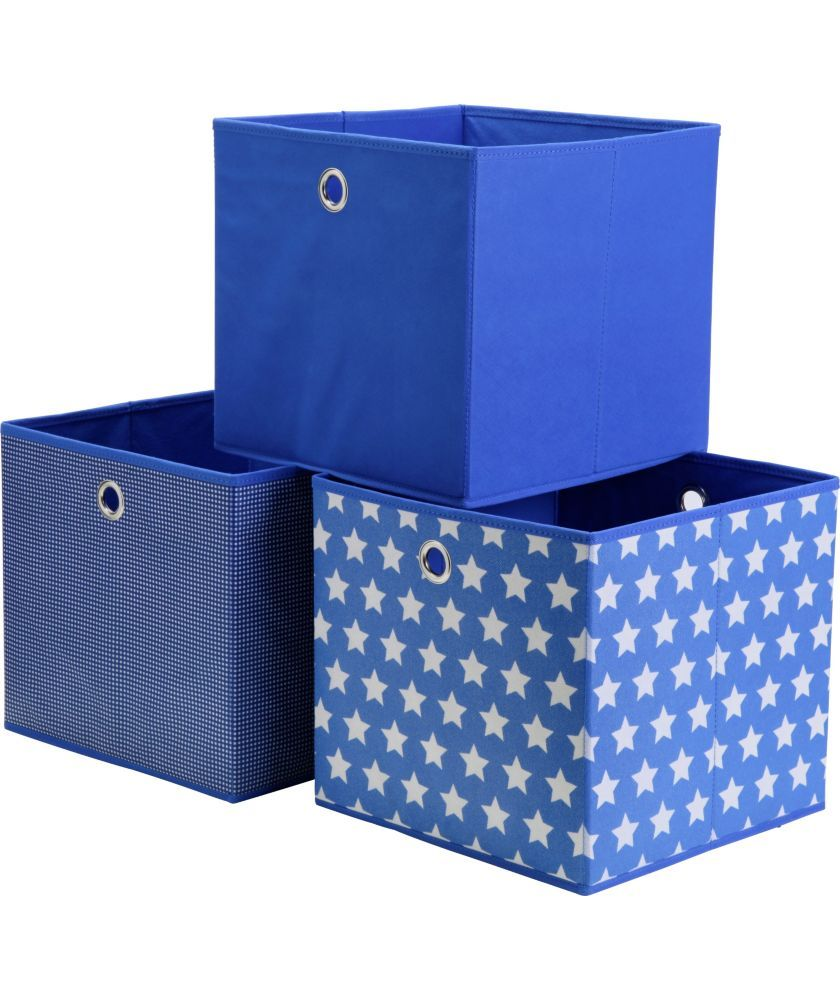 Buy Stars Canvas Storage Box At Argos.co.uk   Your Online Shop For