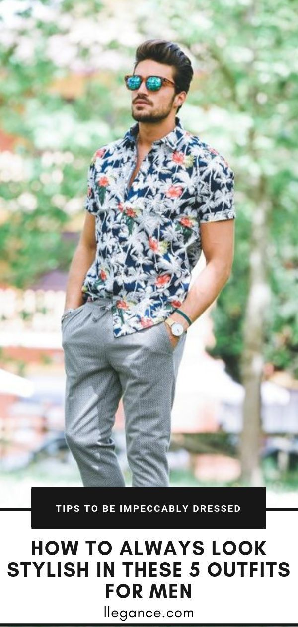Do you know how to always look stylish and have the best outfit ideas for men? S… – Men's Fashion – Eis