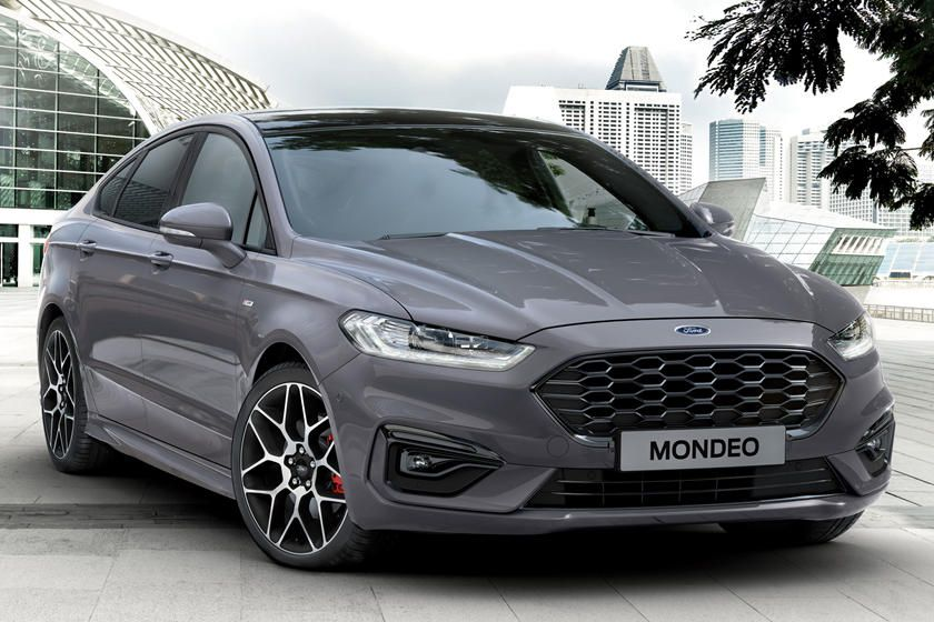 New Ford Mondeo Hints At Updates For Ford Fusion Ford