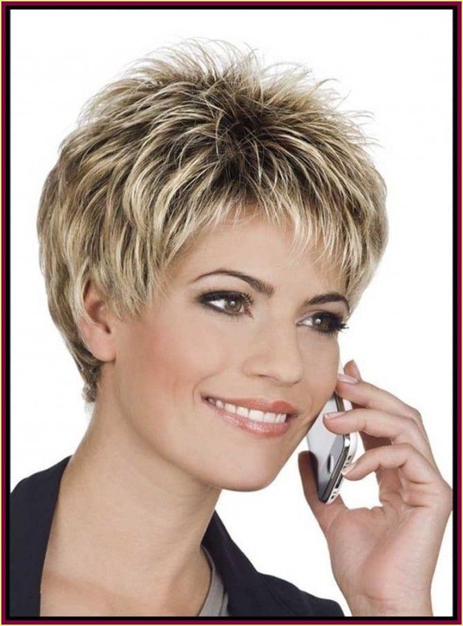 Épinglé sur Haarschnitt kurz