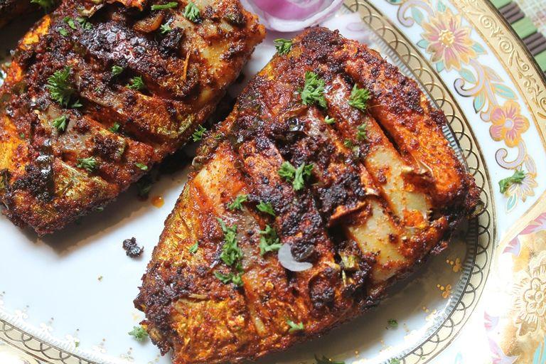 Tawa Fish Fry Recipe Indian Pinterest Fish Fry Fish
