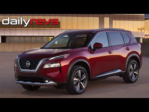 2021 Nissan Rogue Dailyrevs Com Nissan Rogue Nissan Crossover Suv