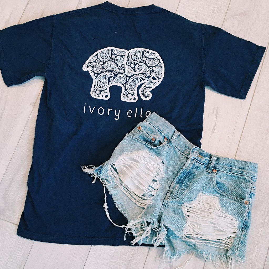 Our classic tee! Super soft with a comfortable fit andthe perfect length…