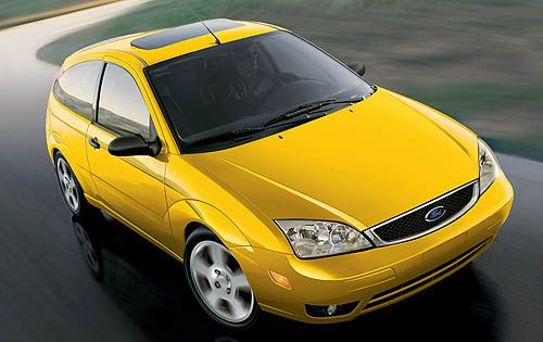 Awwww Then There Was The Short Bus Fun Car 2005 Ford Focus