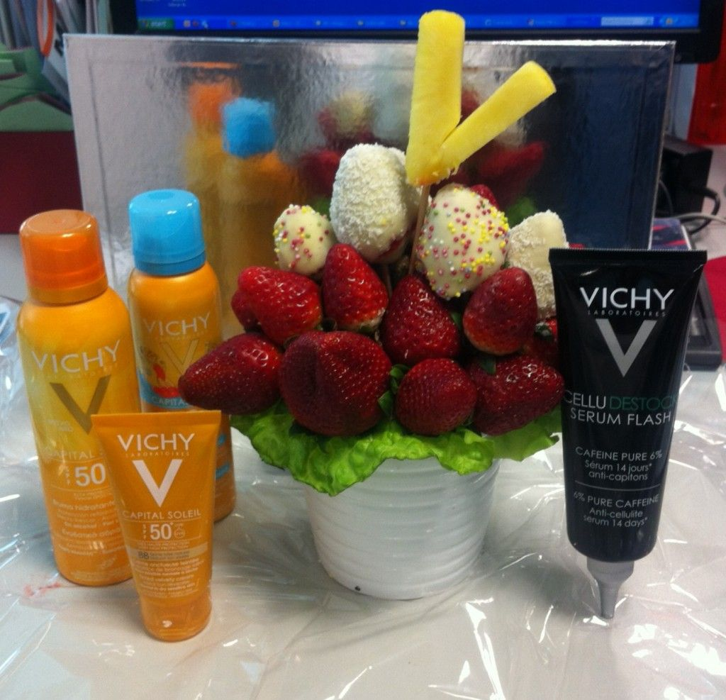 Beauty Airlines Vichy press