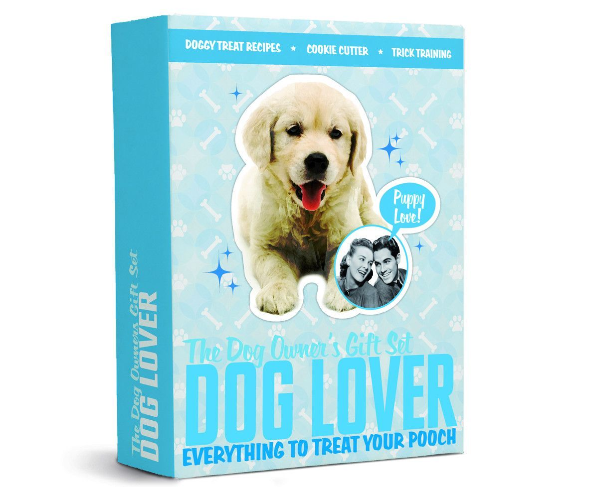 Good Times - Dog Lover - The Dog Owner's Gift Set