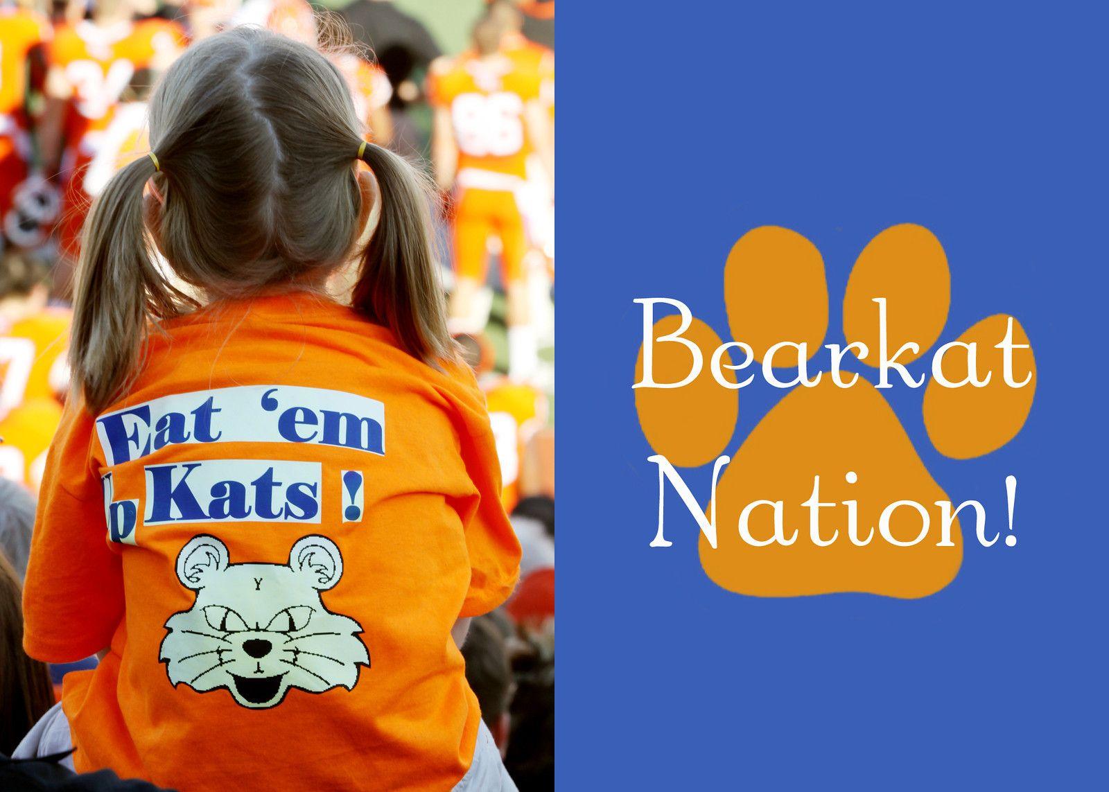 Bearkat Nation!  - SHSU vs CalPoly - 2012 Playoffs! -  timluanne Productions