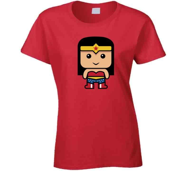 Baby Wonder Women Comics T Shirt  Robstar Super Hero Graphic Tees Baby Wonder Women Comics T Shirt  Robstar Super Hero Graphic Tees Woman T-shirts womens wonder woman t shirt