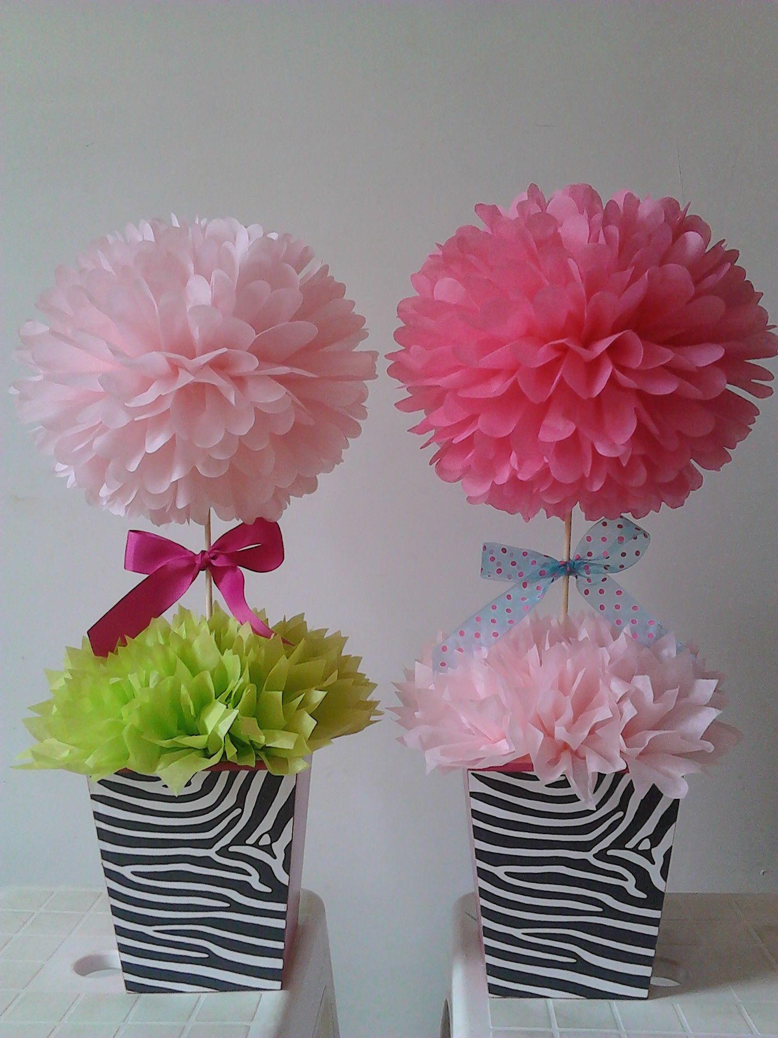 Festivales Azul Baby Shower Bodas Ldawy Pompones de Papel de Seda Decoraciones Paquete de 18 Bolas de Flores de Papel para Fiestas de cumplea/ños Despedidas de Soltera