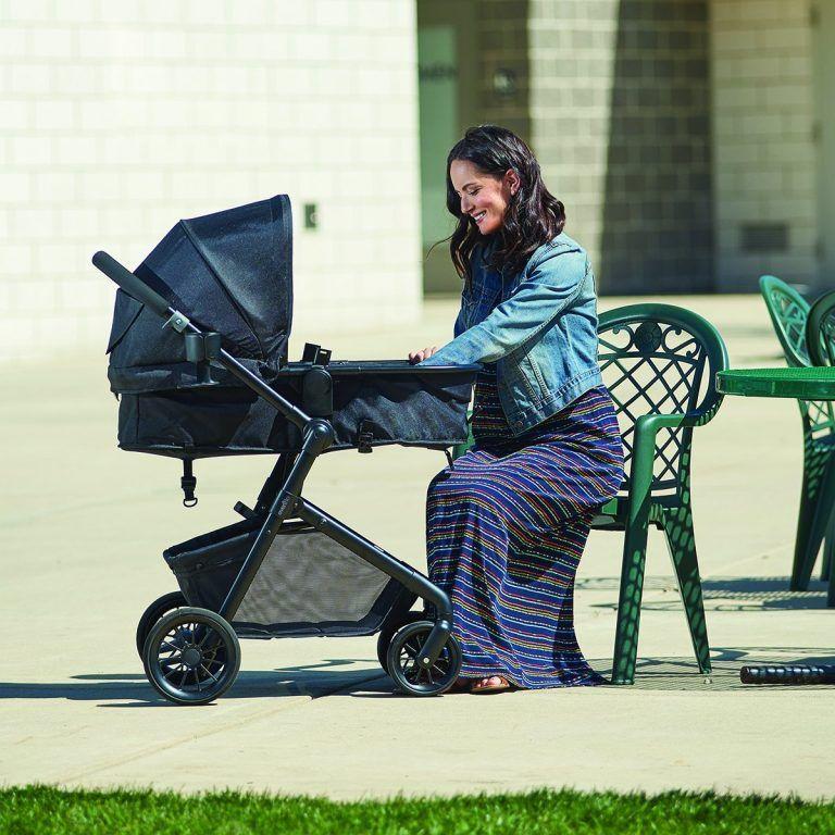 Evenflo Pivot Modular Travel System Baby