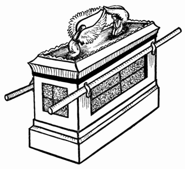 Ark Of the Covenant Coloring Page Best Of Ark Of the
