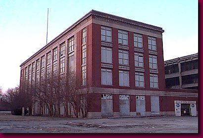 The Ford Headquarters Building Detroit L Auto Factories