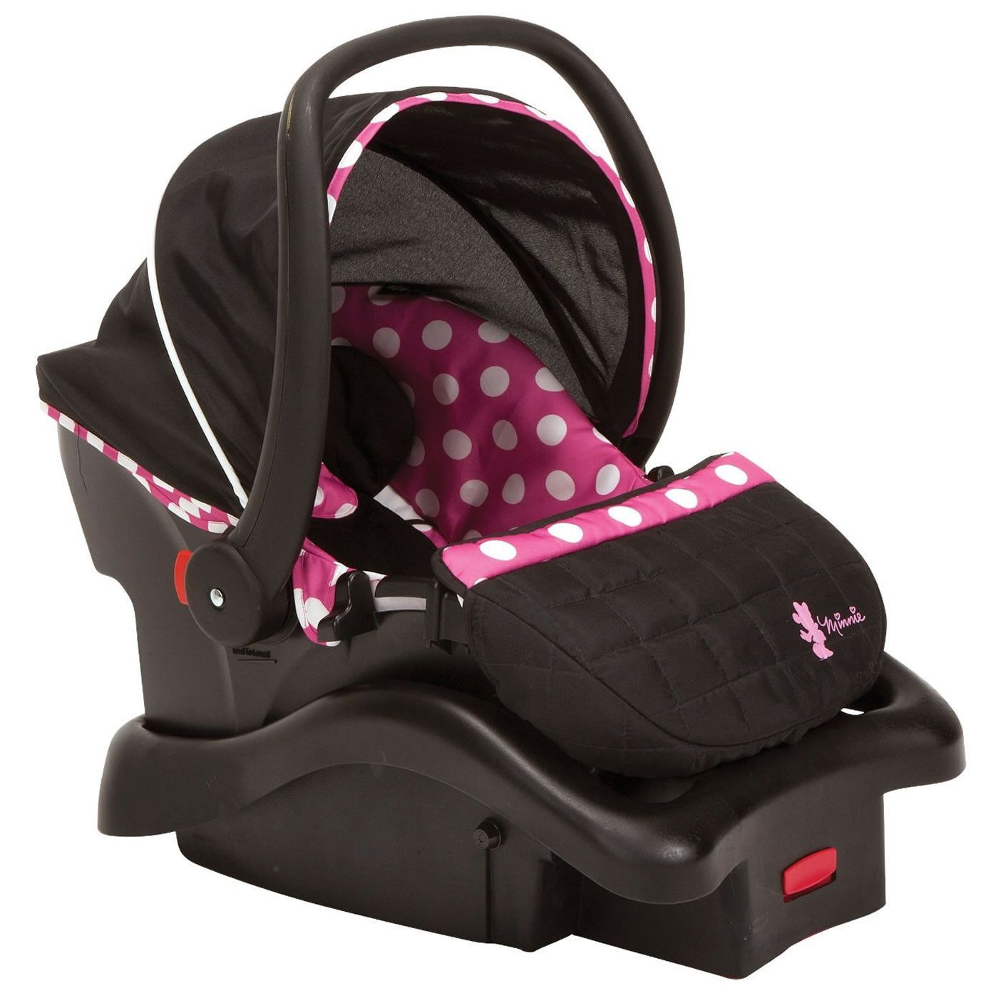 Disney Baby Minnie Mouse Light N Comfy Luxe Infant Car ...