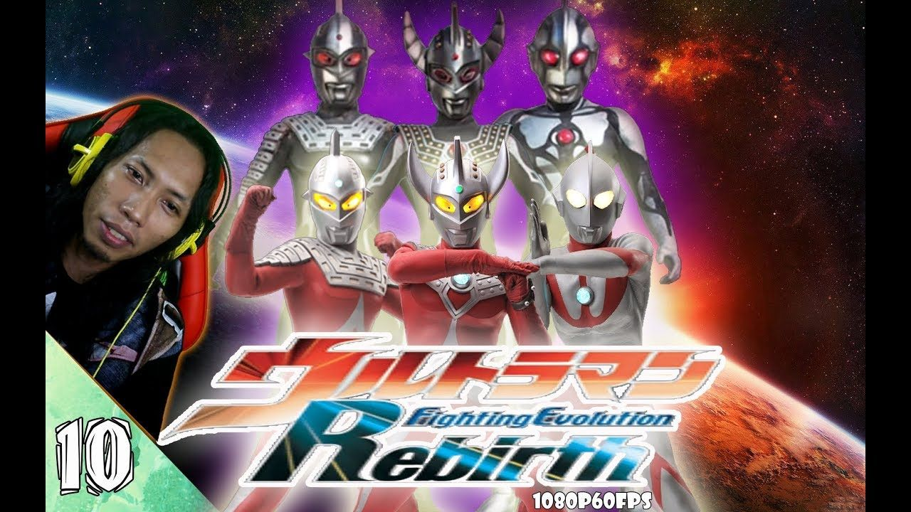 Ultraman Fe Rebirth Easy Game Part 10 Evolution