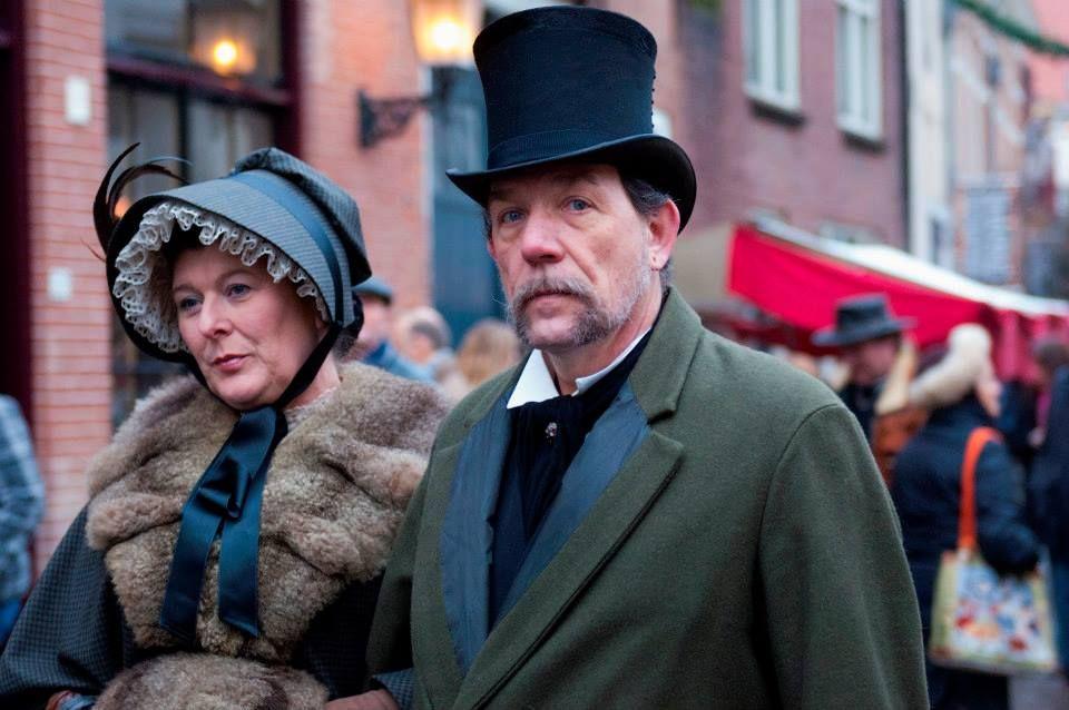 Dickens festijn Deventer 2013