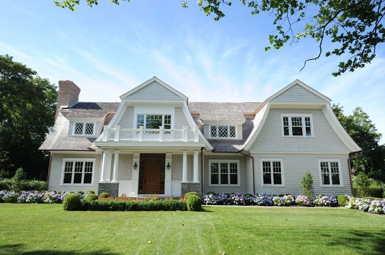 Saunders Associates A Higher Form Of Realty Colonial House Plans House Exterior Dutch Colonial Homes