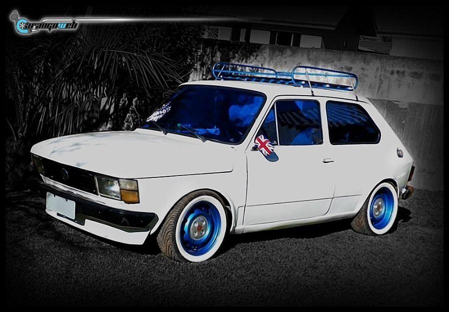 Fiat Spazio 1982 84 147 Fiat Carro Mais Vendido Carros