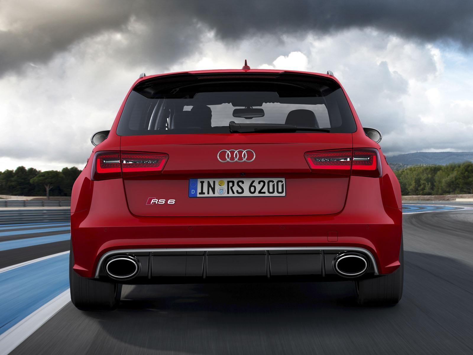 Audi rs6 avant 04 12 2012
