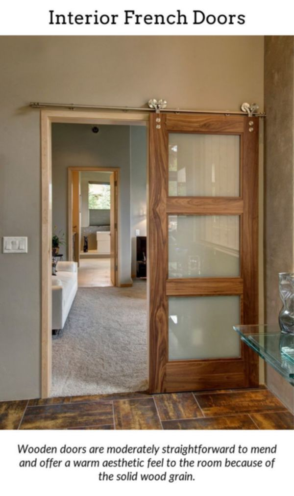 Internal Wooden French Doors External Hardwood Doors Glass Panel
