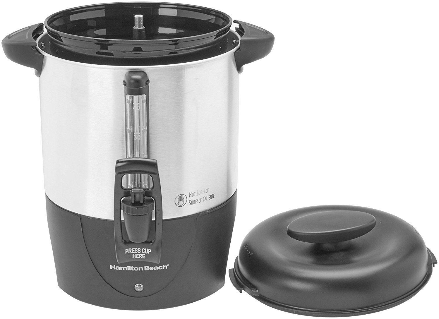 Hamilton Beach 40514 40 Cup Coffee Urn Quickly View This Special Product Click The Image Coffee Ma Coffee Urn Coffee Machine Best Coffee Machine Nespresso