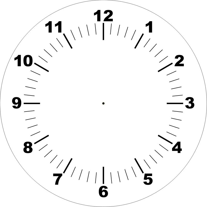 Time / Uhrzeit