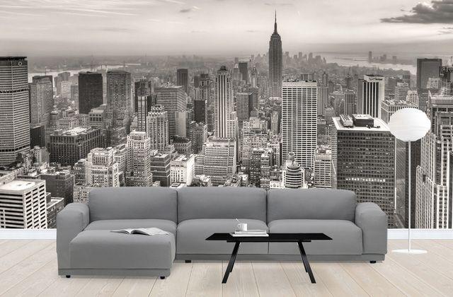 New York City Usa Fototapete Fototapete Wohnzimmer Fototapete
