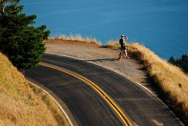 Mt Tam Ridge Road